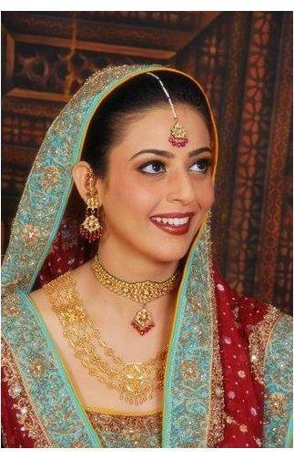 Pakistani Bridal Makeup Pictures 11 pakistani wedding dresses