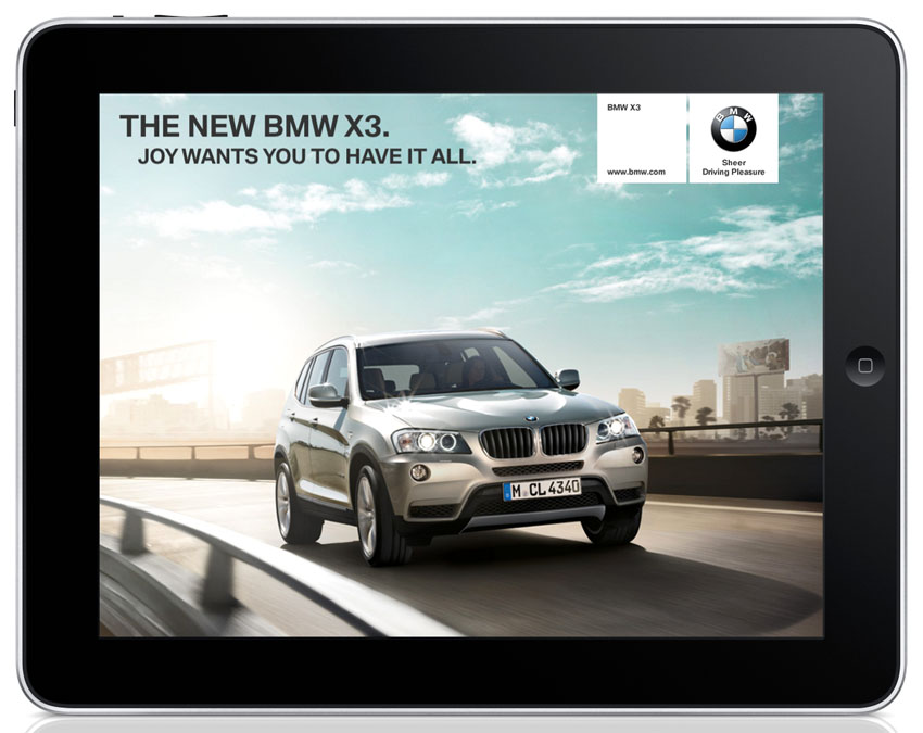 Bmw Magazine App The Bmw Magazine App – Winner