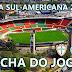 Ficha do jogo: Portuguesa 1x2 Bahia - Copa Sul-americana 2013
