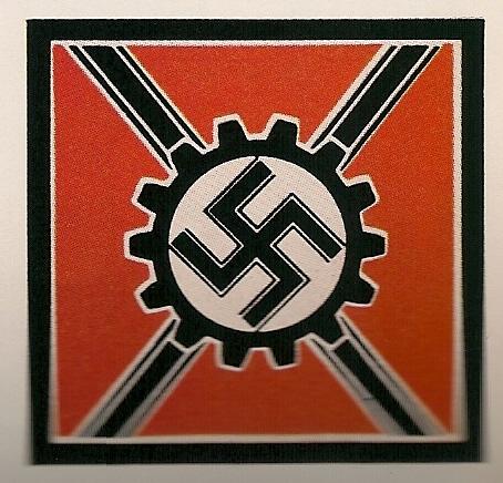 Banderas e Insignias del Tercer Reich