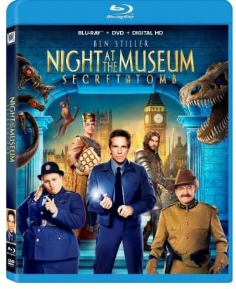 Night at the Museum 3 Secret of the Tomb 1080p Latino