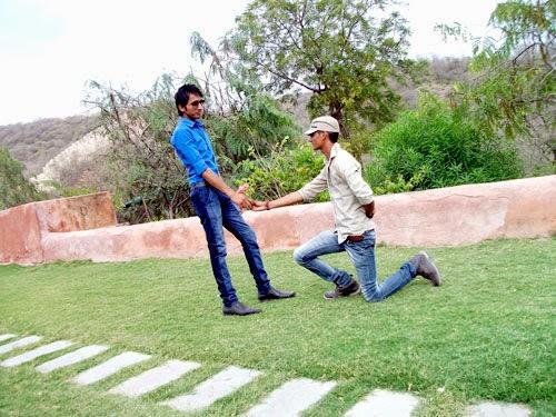 gay meeting at kanak ghati garden jaipur