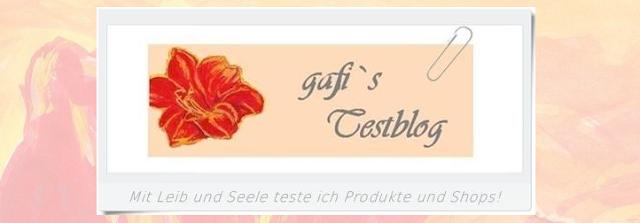 gafi`s-Testblog Logo