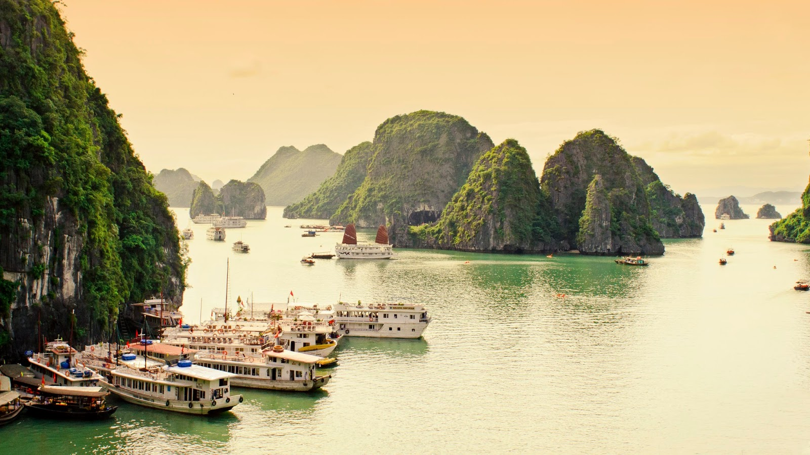 Halong Bay shutterstock #bing com - YouTube