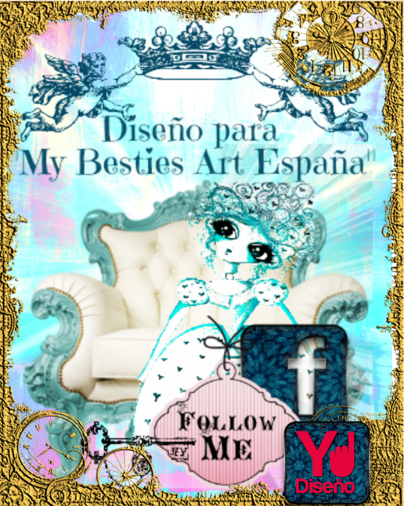 Miembros DT´s My Besties Art España