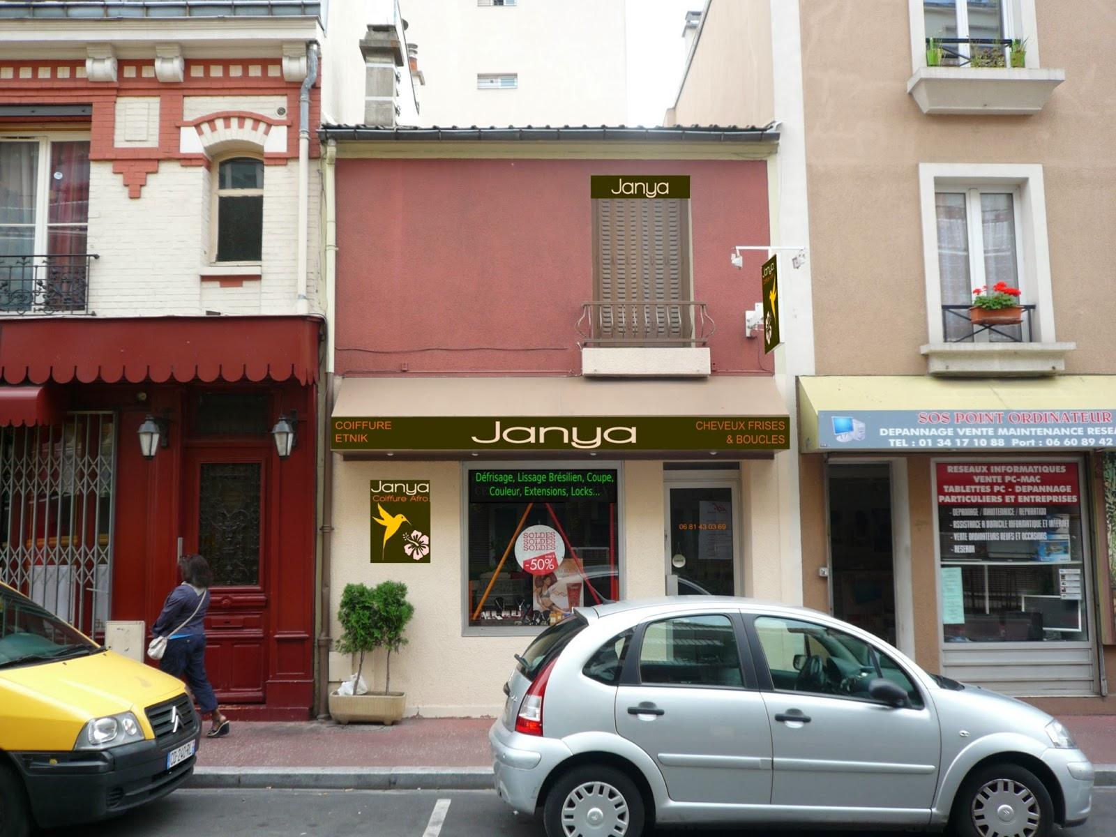 Hugues vincent janya coiffure enghien 95 coiffeur afro for Salon de coiffure afro antillais 94