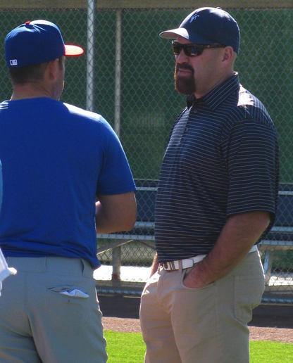 Youk Re-Joins Theo As Cubs Special Assistant