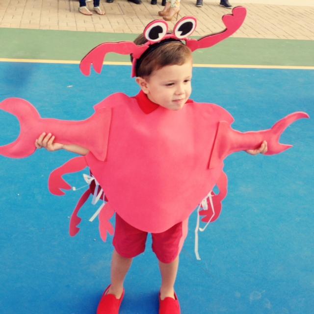 Disfraces De Cangrejo Don Cangrejo Bobesponja Spongebob Doncangrejo - Disfraz-de-cangrejo-nio