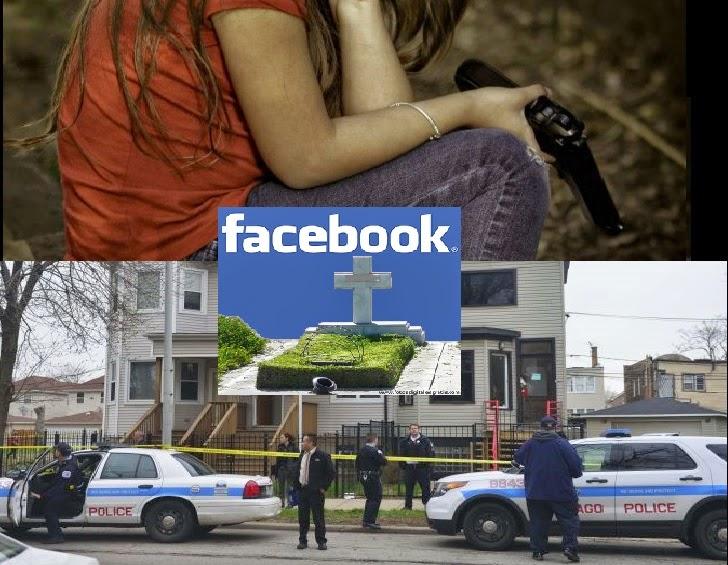 Adolescente de 14 años mata a su compañera por problema en Facebook