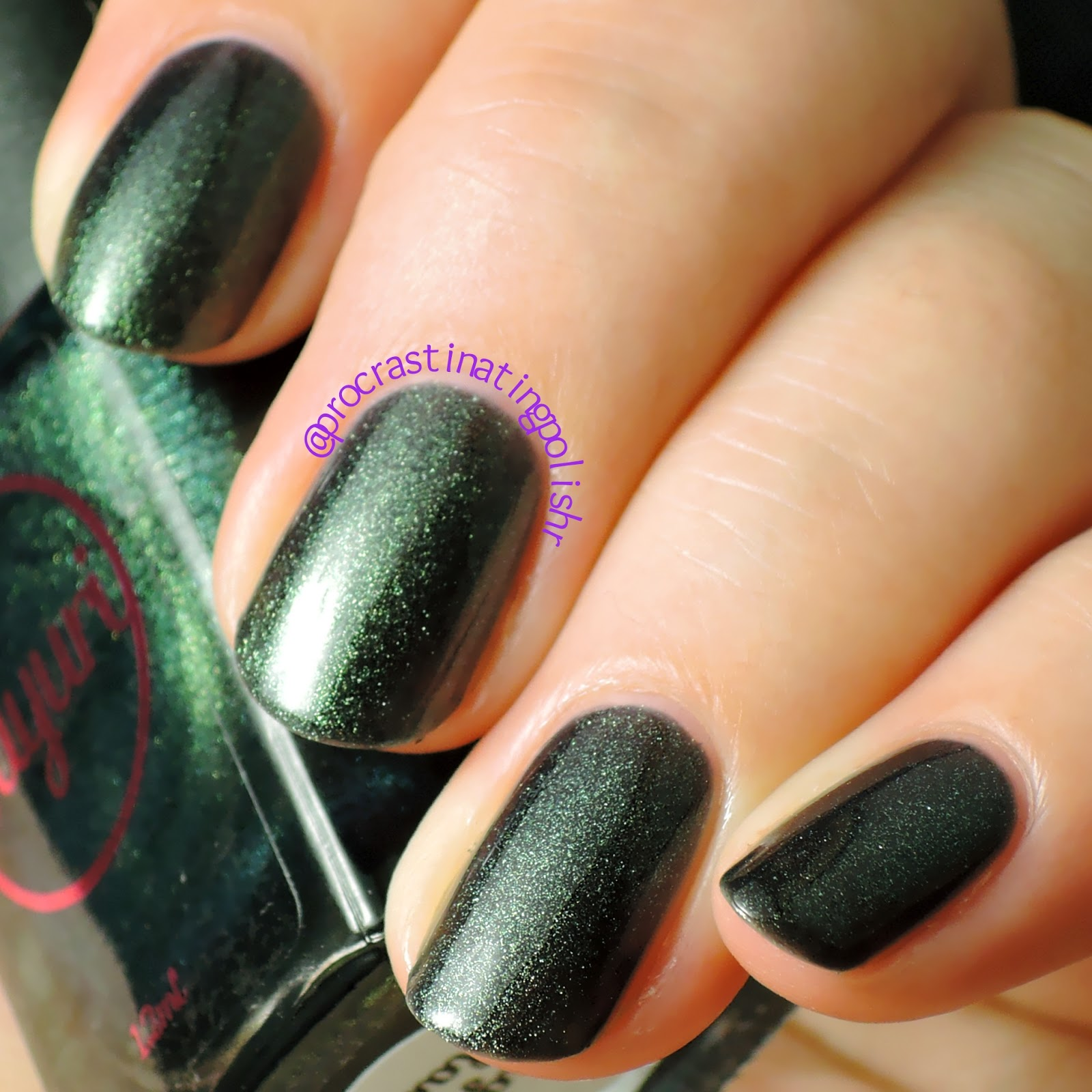 Sayuri Nail Lacquer - Magick Solace swatch
