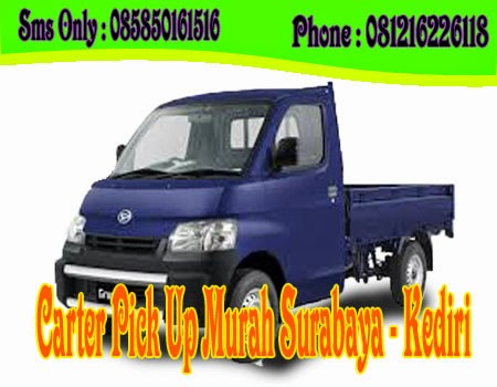 Carter Pick Up Murah Surabaya - Kediri
