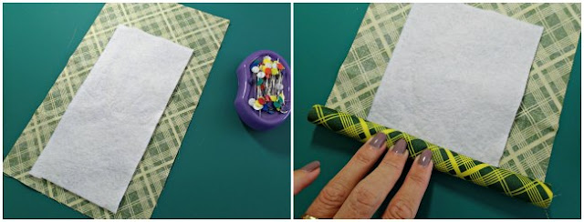 Sew a non-slip sewing machine foot pedal pad