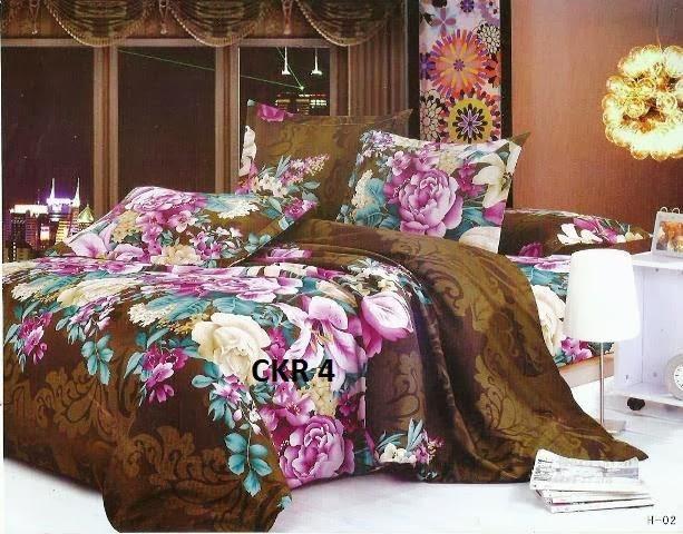 Set King + Comforter CKR