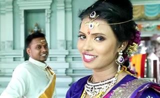 Rajmogan Weds Rajeswari – Malaysian Indian Wedding
