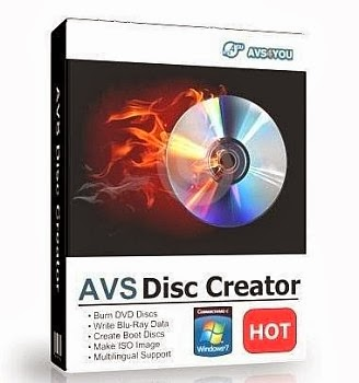 AVS Disc Creator 5.2.1.529 box