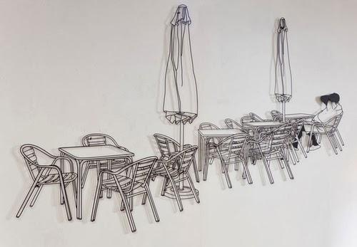 12-The-Terrace-of-Europe-Steel-Wire-Sculptures-Barcelona-Spain-www-designstack-co