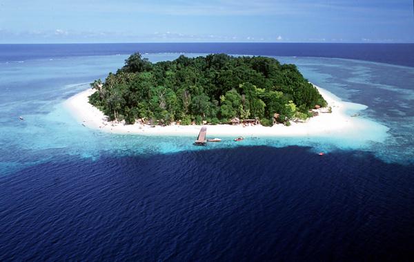Sipadan island sabah ez makan2 jalan2 - Sipadan dive sites ...