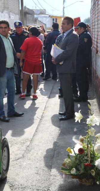 Vecinos del Barrio de San Juan en Tláhuac son atendidos por la SSP