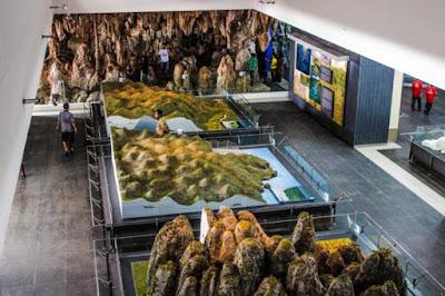 Museum Karst yang unik dan menarik