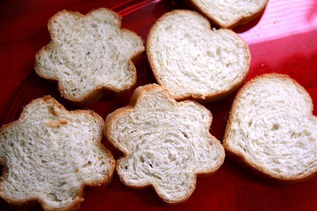 Сладкие Бутерброды с Клубничным Желе