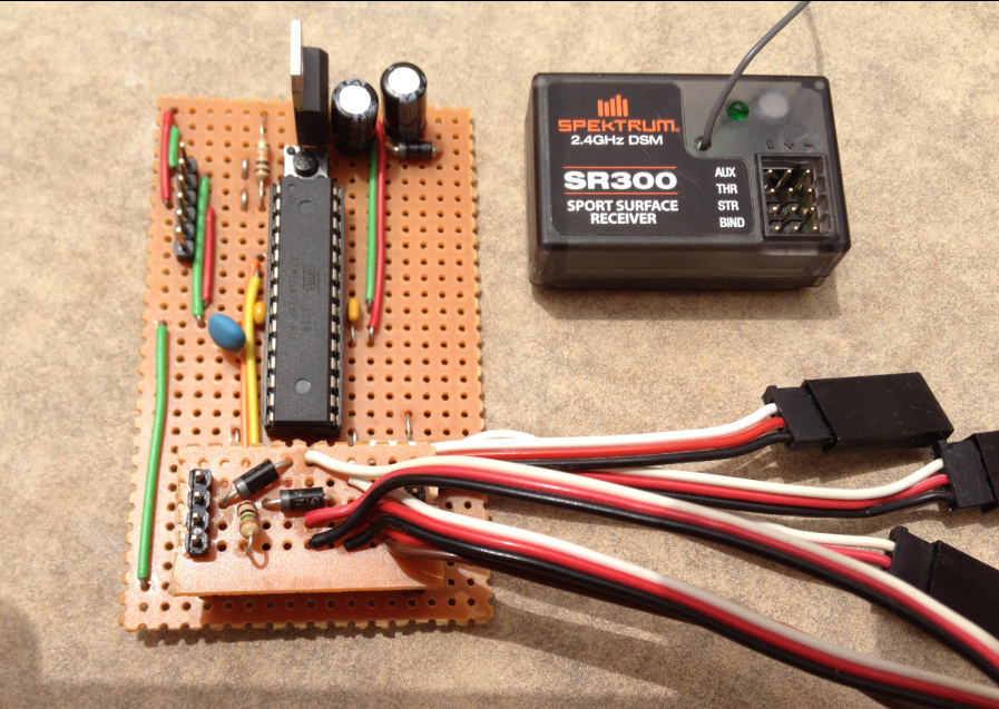 Rcarduino multiplexing rc channels with arduino