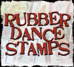 Rubber Dance Art Stamps