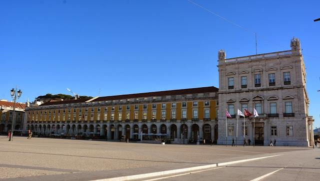 Praça do Comércio, Lisbon