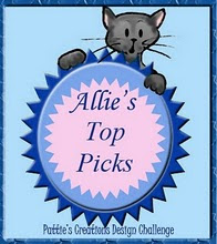 Allie's Top Pick Award
