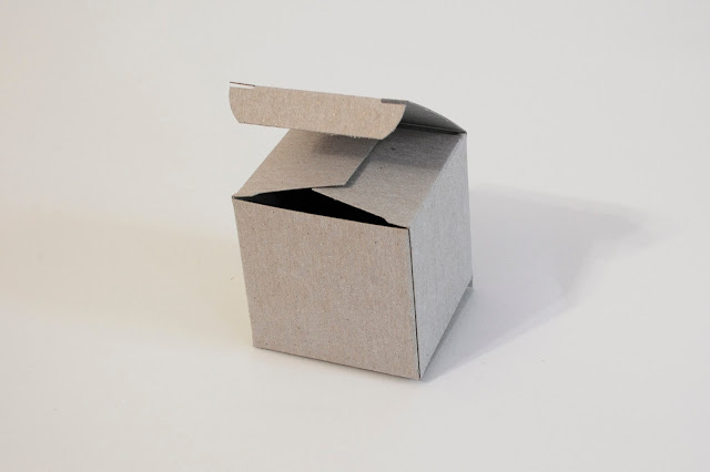gray cube boxes