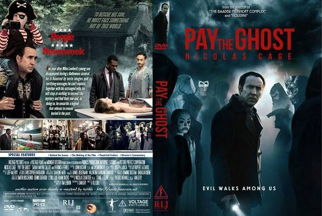 Pay the Ghost – Castellano