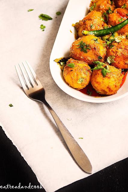 bengali aloor dom recipe