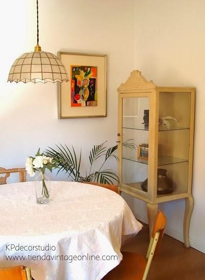 Armario Vitrina Antigua : Kp tienda vintage vitrina de m?dico antigua
