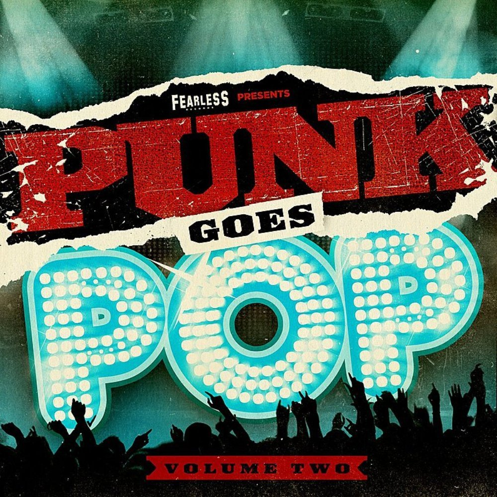 Punk Goes Pop 4 Album: punk goes pop 2