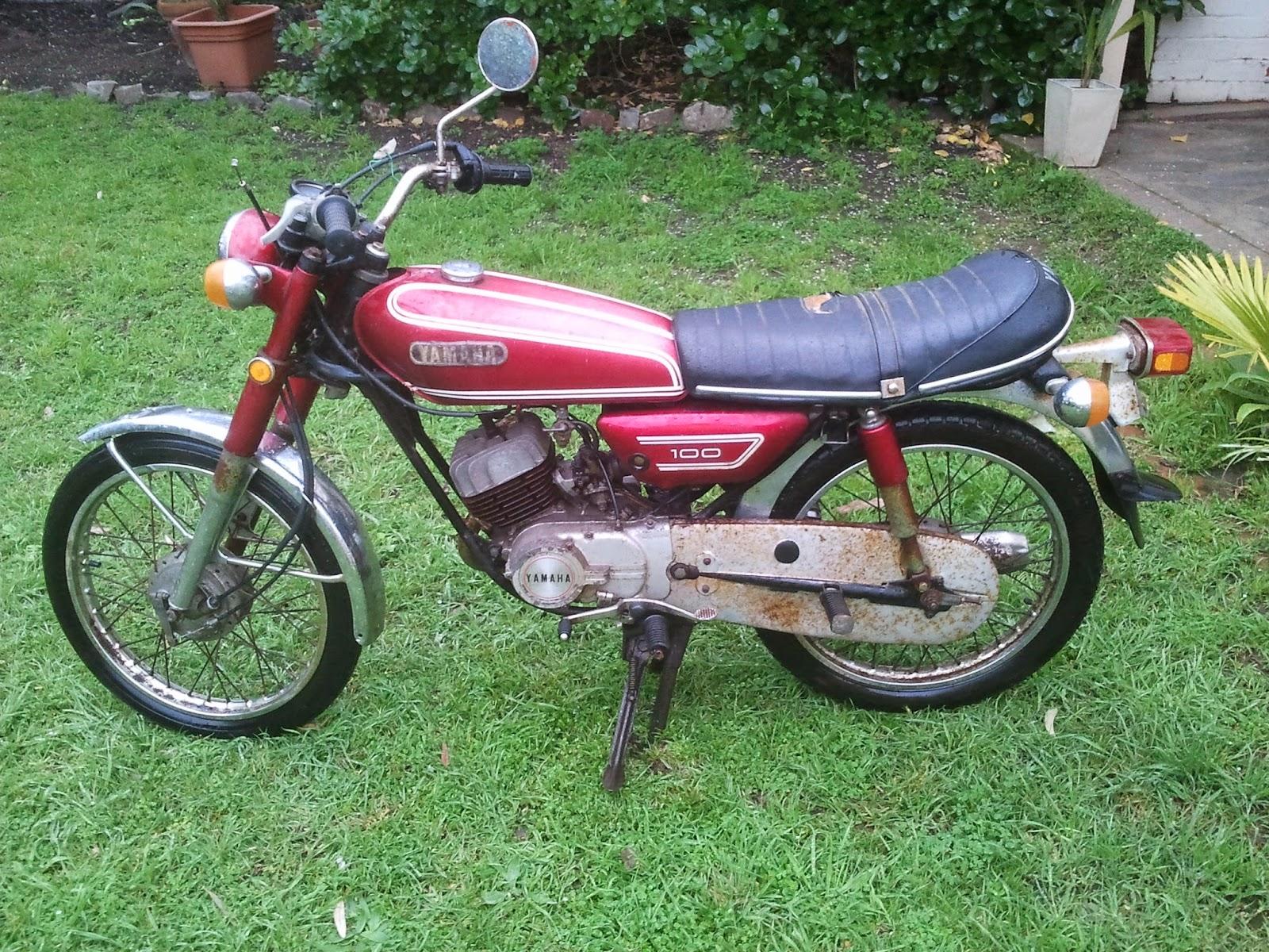 Yamaha Ls Restoration