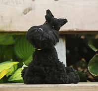 Amigurumi Scottie Dog Pattern : 2000 Free Amigurumi Patterns: Scottish Terrier: free live ...