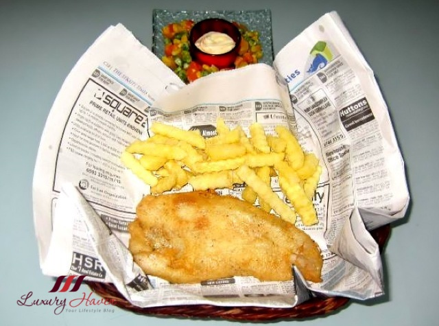 fish chips best dory recipe