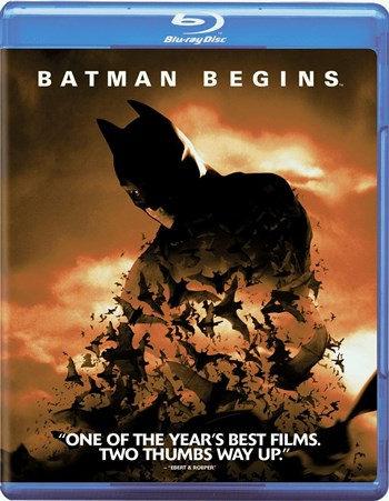 Batman Begins (2005) HD 1080p Latino