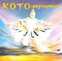 Koto Masterpieces lemez