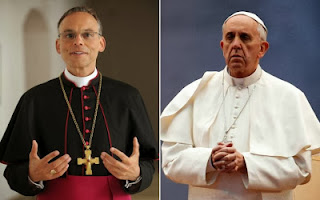 Pope Francis Suspends Bishop Franz-Peter Tebartz-van Elst