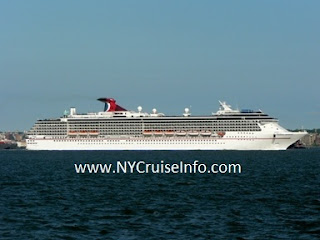 Carnival Cruise Line's Carnival Miracle in New York