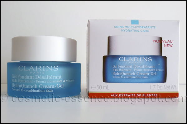 Clarins HydraQuench Cream Gel 1