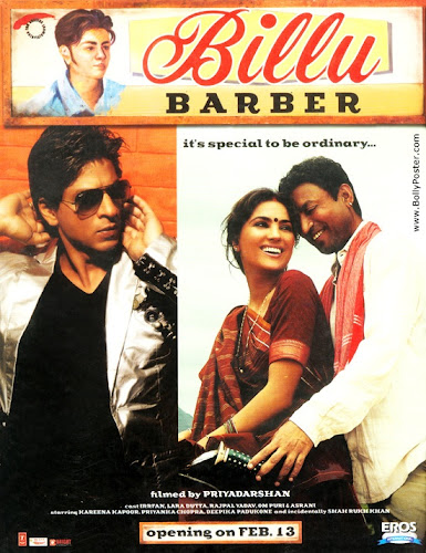 Billu Barber (2009) Movie Poster