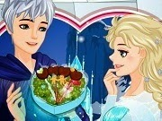 Frozen Elsa Valentine Day