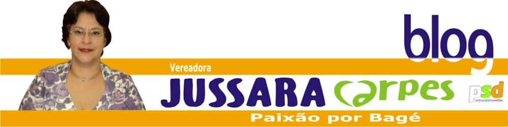 Vereadora Jussara Carpes