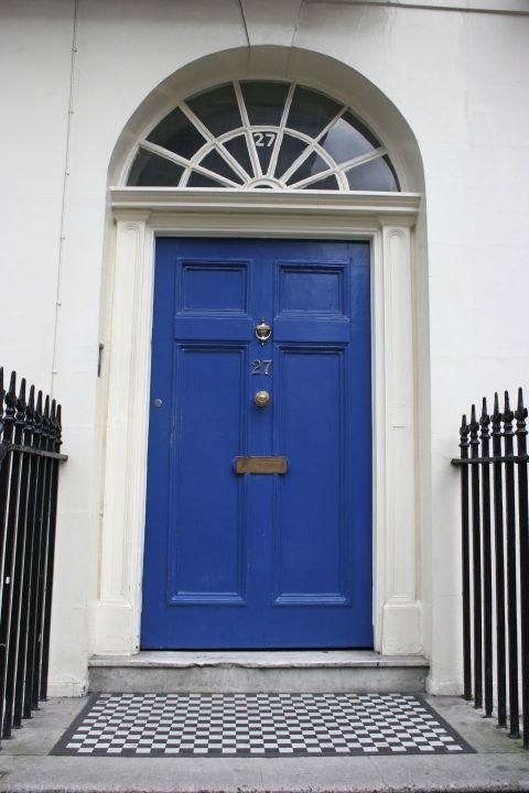 London England Door Design