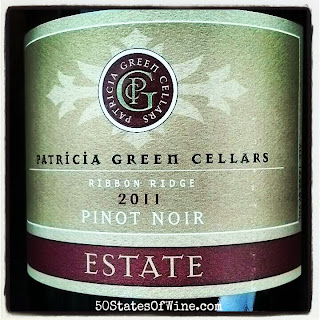 Patricia Green Cellars Ribbon Ridge Pinot Noir