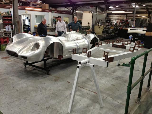 Lister Motor Company build