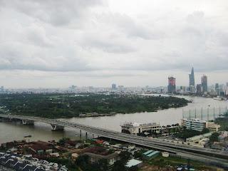 Căn hộ 3 phòng ngủ Saigon Pearl cho thuê