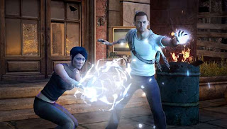 inFamous 2 analise