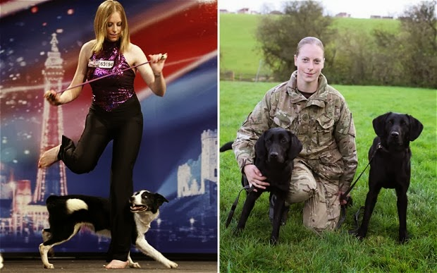 Kate And Gin Dog Training